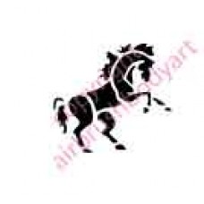 0040 horse re-usable stencil
