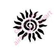 0071 celtic re-usable stencil