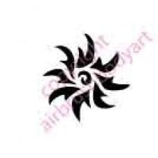 0079 celtic re-usable stencil