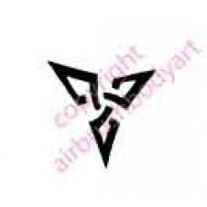 0081 celtic re-usable stencil