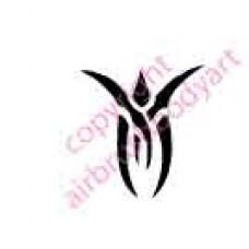 0082 celtic re-usable stencil