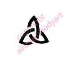 0085 celtic re-usable stencil