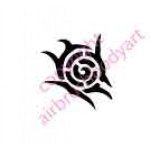 0097 celtic re-usable stencil