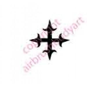 0100 celtic re-usable stencil