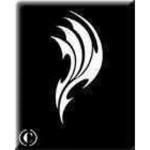 0170 reusable tribal stencil