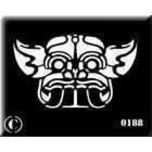 0188 reusable mask stencil