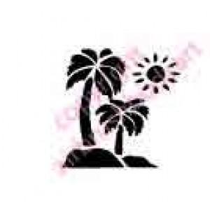 0404 tropical island