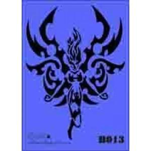 b13 xxl fairy stencil 250mm x 350mm