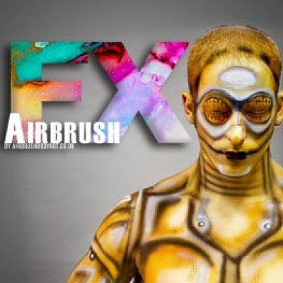 AirbrushFX Body Paint