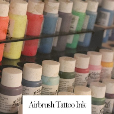 Airbrush Tattoo Ink