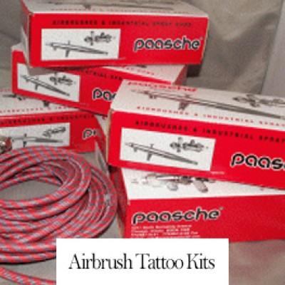 Airbrush Tattoo Starter Kits