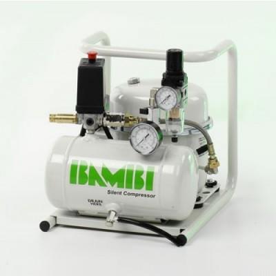 silent  bambi compressor model 35/20