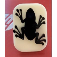 031 Frog Glitter Stamp
