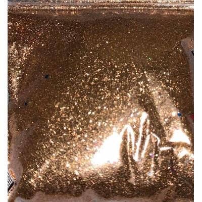 Dark gold fine cosmetic glitter