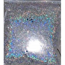 Silver Holographic fine cosmetic glitter