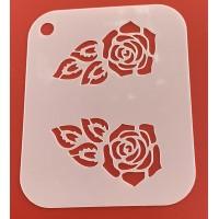 6287 henna inspired reusable stencil / stencils