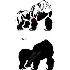 l024 silverback gorilla