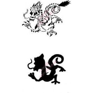l026 chinese dragon